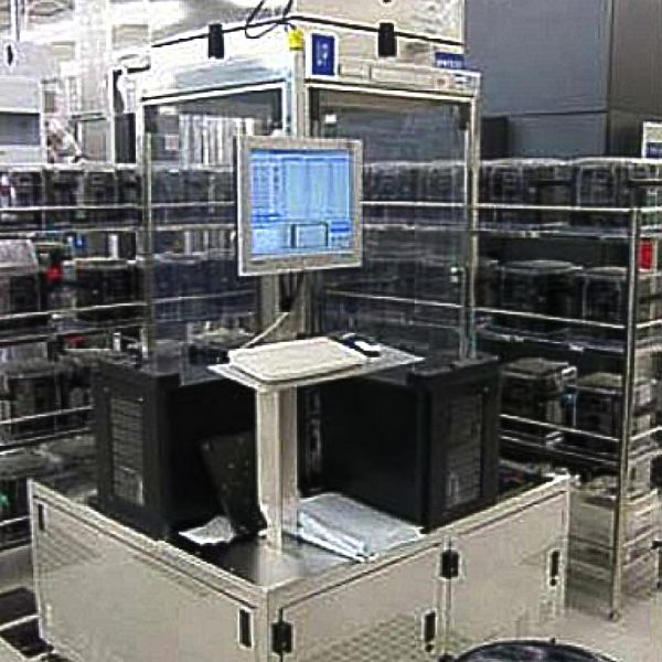 HCWS PST DP2200SI/INX Wafer Sorter